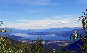 Imcomparable Lake Pend Oreille